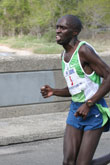 photo of runner